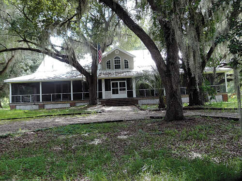 Single Family for Sale at 4489 Ashville Hwy Monticello, Florida 32344 United States