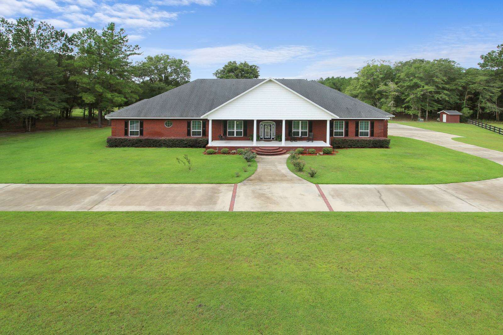 Single Family for Sale at 8140 No Road Macclenny, Florida 32063 United States
