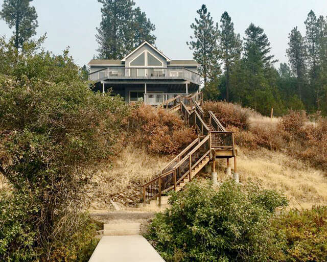 Single Family for Sale at 6665 S Eddyville Rd Harrison, Idaho 83833 United States