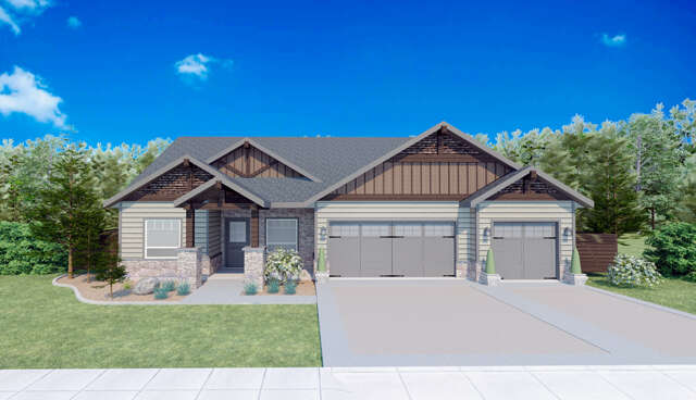 Single Family for Sale at 1480 E. Chanticleer Ct. Hayden, Idaho 83835 United States