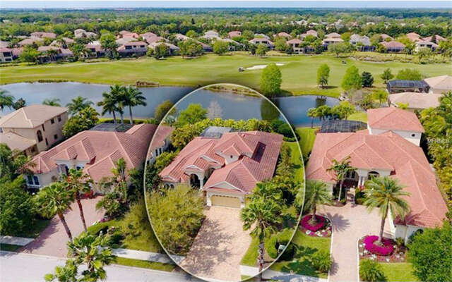 Single Family for Sale at 6910 Dominion Lane Lakewood Ranch, Florida 34202 United States