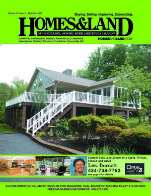 HOMES & LAND Magazine Cover. Vol. 11, Issue 03, Page 18.