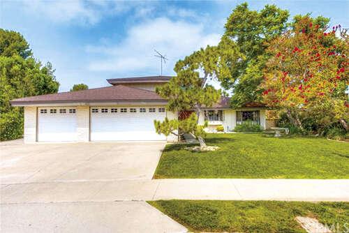 Single Family for Sale at 5321 Stonehedge Court Yorba Linda, California 92886 United States