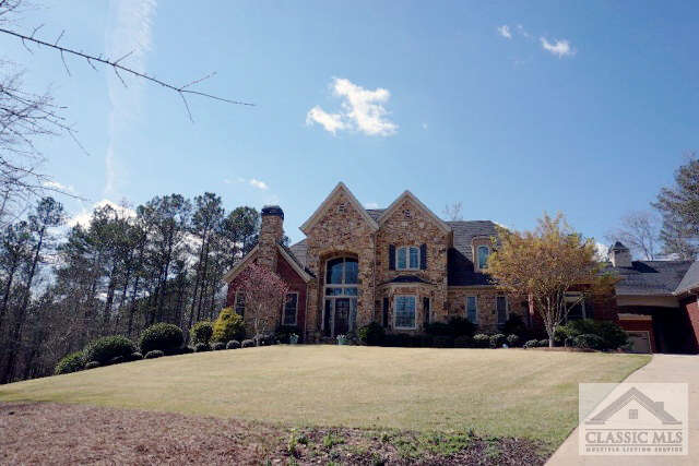 Single Family for Sale at 1160 Thornwell Drive Athens, Georgia 30606 United States