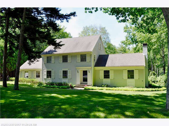 Single Family for Sale at 27 Fairfield Dr Kennebunk, Maine 04043 United States