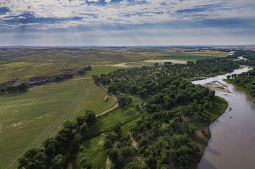 Investment for Sale at North Platte River Ranch Torrington, Wyoming 82240 United States