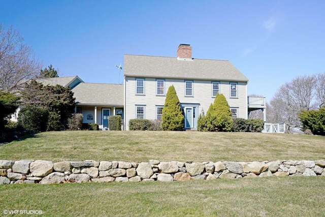 Single Family for Sale at 39 Longhill Drive East Sandwich, Massachusetts 02537 United States
