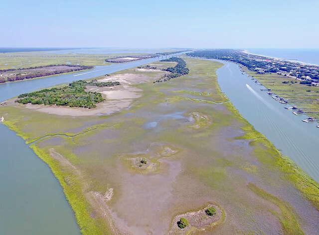 Land for Sale at 0 Little Goat Island Isle Of Palms, South Carolina 29451 United States