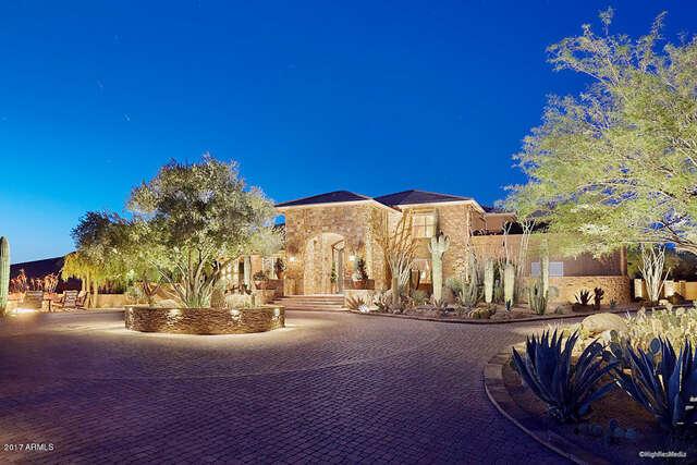 Single Family for Sale at 8160 E Cow Track Drive Carefree, Arizona 85377 United States
