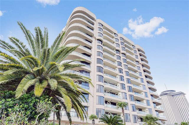 Condominium for Sale at 600 Port Of New Orleans Place #5g New Orleans, Louisiana 70130 United States