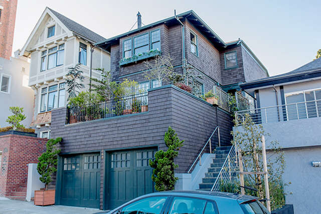 Single Family for Sale at 169 25th Ave San Francisco, California 94121 United States
