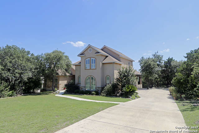 Single Family for Sale at 15034 Iron Horse Way Helotes, Texas 78023 United States
