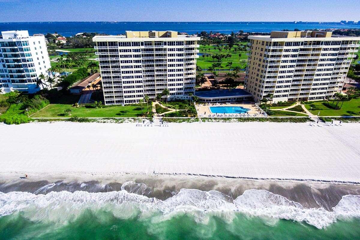 Single Family for Sale at 603 Longboat Club Rd #403n Longboat Key, Florida 34228 United States