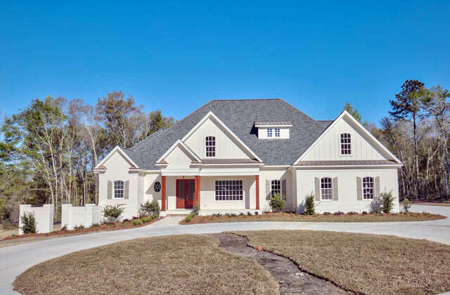 Single Family for Sale at 3939 Old Mill Run Tallahassee, Florida 32312 United States
