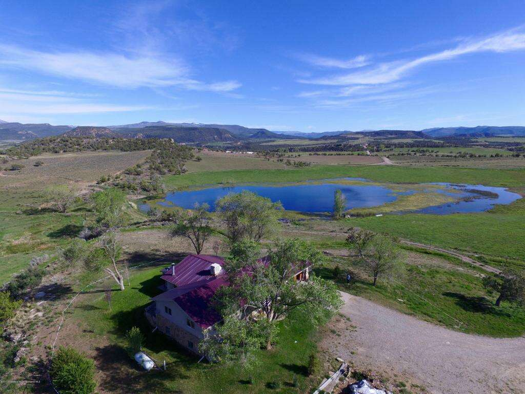Single Family for Sale at 2094/1417 County Road 326 Silt, Colorado 81652 United States