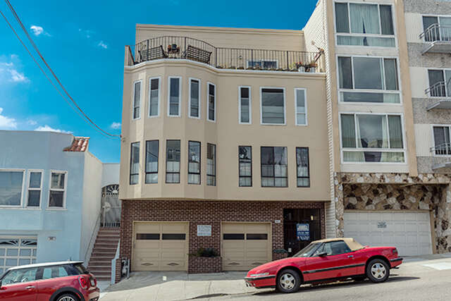 Single Family for Sale at 474-76 43rd Ave San Francisco, California 94121 United States