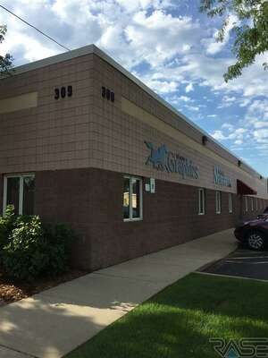 Commercial Property for Sale, ListingId:40494093, location: 309 #102 W 43rd Ave Sioux Falls 57105