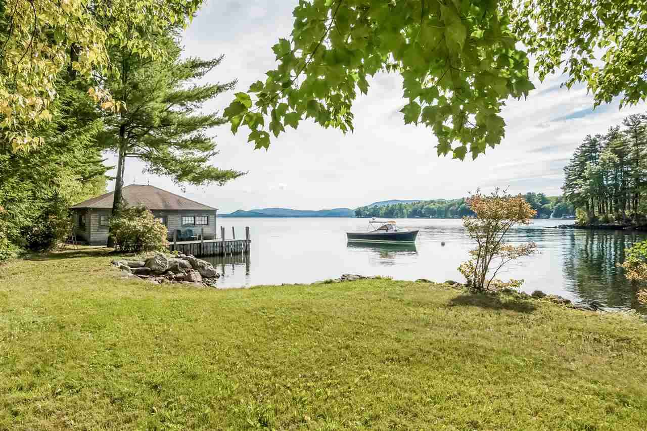 Single Family for Sale at 464 Sewall Road Wolfeboro, New Hampshire 03894 United States