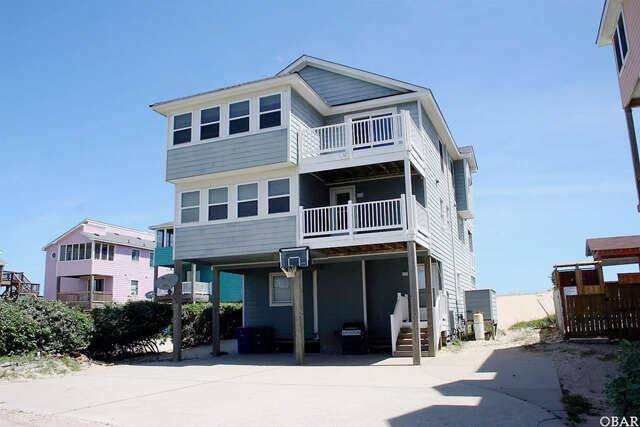 Single Family for Sale at 9527 S Old Oregon Inlet Road Nags Head, North Carolina 27959 United States