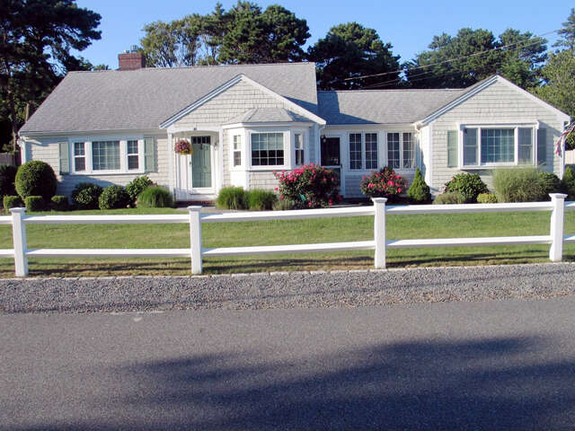 Single Family for Sale at 48 Davenport Road West Dennis, Massachusetts 02670 United States