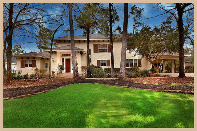 Single Family for Sale at 6 Waterford Circle The Woodlands, Texas 77381 United States