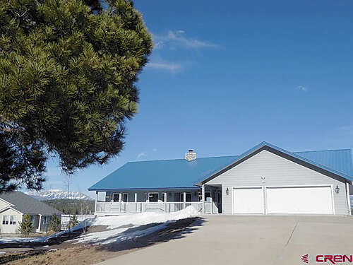 Single Family for Sale at 1897 N Pagosa Boulevard Pagosa Springs, Colorado 81147 United States