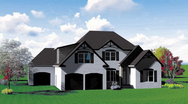 Single Family for Sale at 2115 River Watch Dr Soddy Daisy, Tennessee 37379 United States