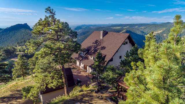 Single Family for Sale at 9190 Brumm Trail Golden, Colorado 80403 United States