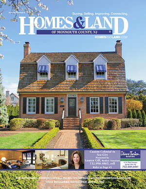 HOMES & LAND Magazine Cover. Vol. 29, Issue 05, Page 43.