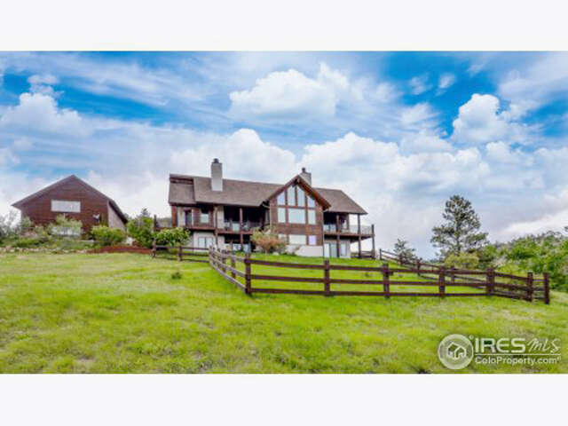 Single Family for Sale at 603 Mount Moriah Rd Livermore, Colorado 80536 United States