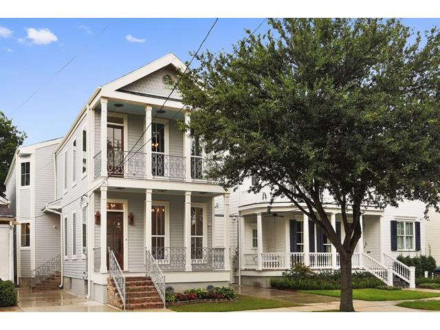 Single Family for Sale at 1026 Valence St New Orleans, Louisiana 70115 United States