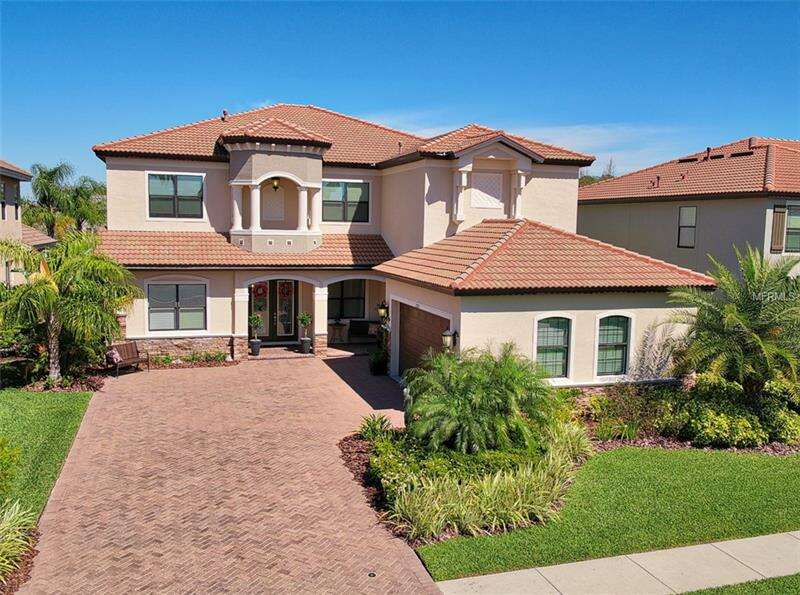 Single Family for Sale at 2591 Grand Cypress Boulevard Palm Harbor, Florida 34684 United States