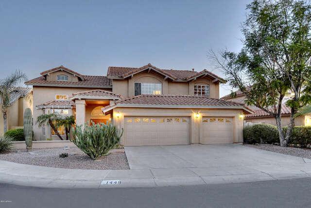 Single Family for Sale at 1449 W Bahia Ct Gilbert, Arizona 85233 United States