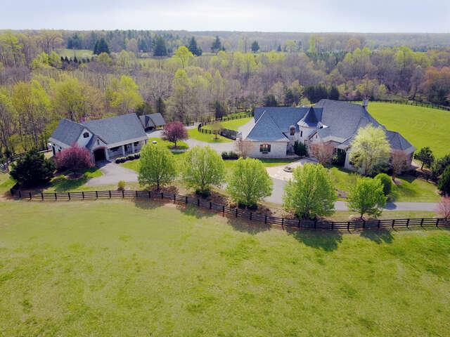 Single Family for Sale at 4969 Barn Field Drive Keswick, Virginia 22947 United States