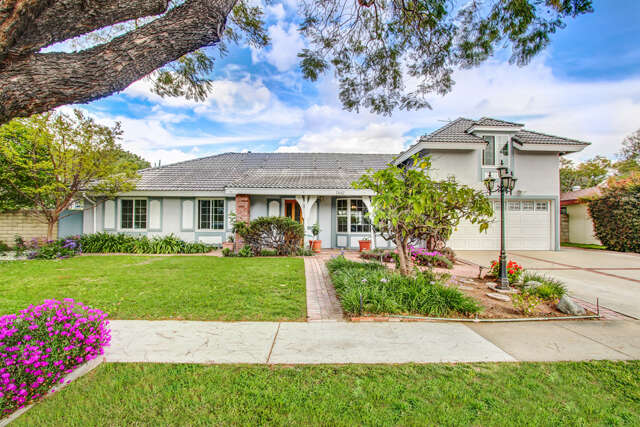 Single Family for Sale at 13682 Rosalind Drive Tustin, California 92780 United States