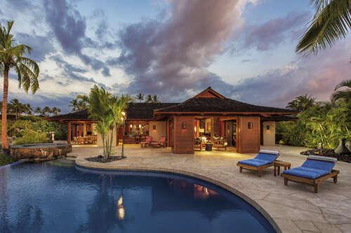 Single Family for Sale at 72-176 Kooloaula Pl Kailua-Kona, Hawaii 96740 United States