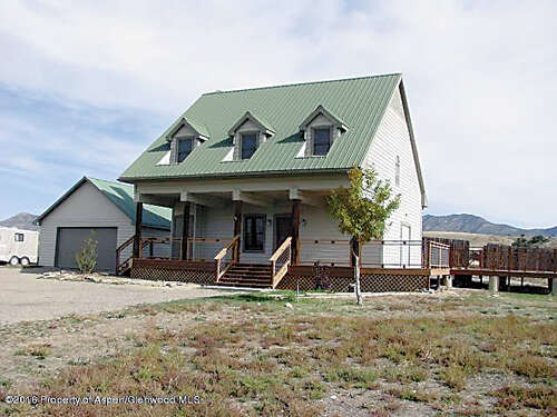 Single Family for Sale at 1458 County Road 233 Rifle, Colorado 81650 United States