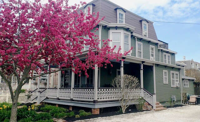 Single Family for Sale at 35 Jackson Cape May, New Jersey 08204 United States