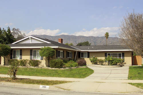 Single Family for Sale at 703 E. Ada Glendora, California 91741 United States