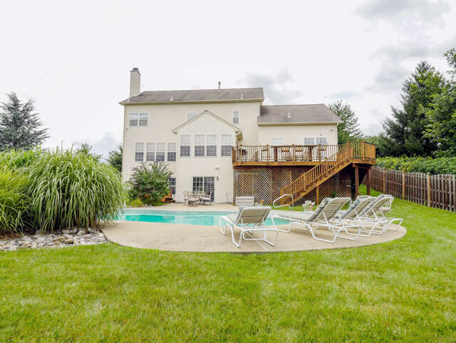 Single Family for Sale at 1546 Old Farm Court Yardley, Pennsylvania 19067 United States