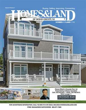 HOMES & LAND Magazine Cover. Vol. 30, Issue 04, Page 11.