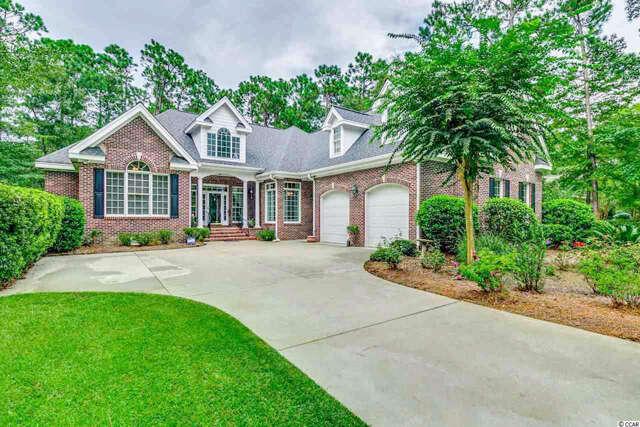Single Family for Sale at 4621 Burnt Oak Court Murrells Inlet, South Carolina 29576 United States