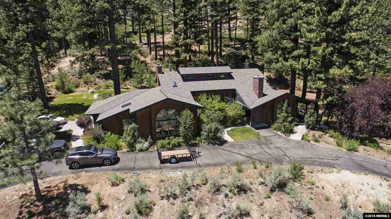 Single Family for Sale at 180 Summer Hills Gardnerville, Nevada 89410 United States