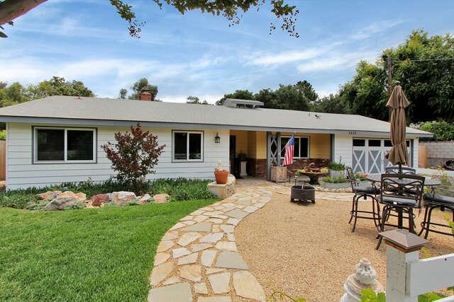 Single Family for Sale at 1420 Loma Dr Ojai, California 93023 United States