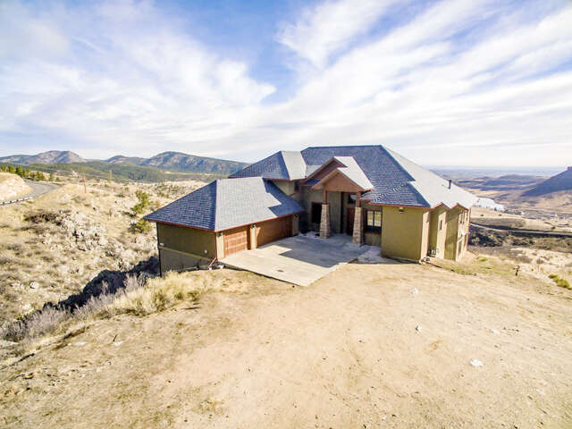 Single Family for Sale at 12422 W County Road 18 Loveland, Colorado 80537 United States