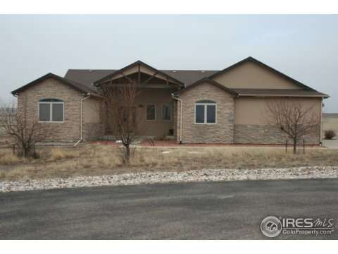 Single Family for Sale at 16490 Fairbanks Dr Platteville, Colorado 80651 United States