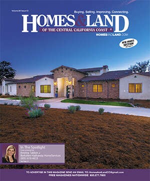 HOMES & LAND Magazine Cover. Vol. 20, Issue 12, Page 21.