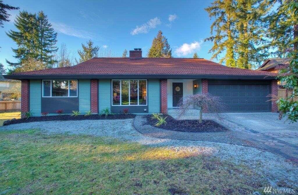 Single Family for Sale at 16909 144th Ave SE Renton, Washington 98058 United States