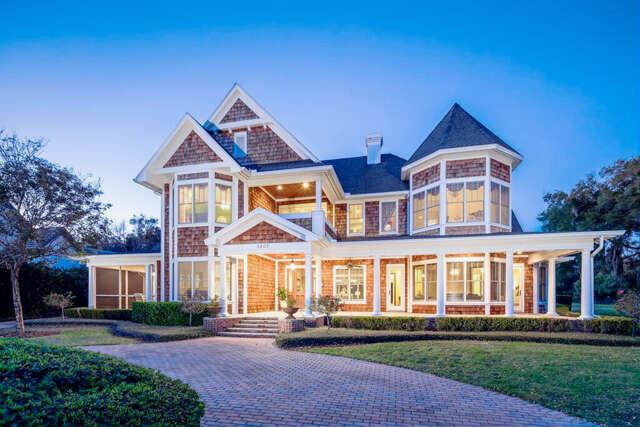 Single Family for Sale at 3807 Lakeshore Drive Mount Dora, Florida 32757 United States