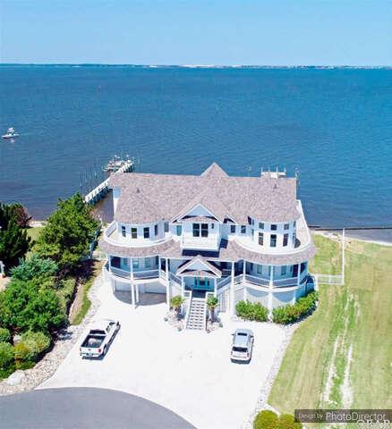 Single Family for Sale at 27 Ballast Point Drive Manteo, North Carolina 27954 United States